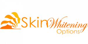 skin whitening options logo